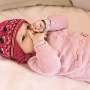 Baby Wintermützen