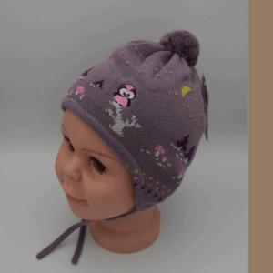 Winter Baumwollmütze