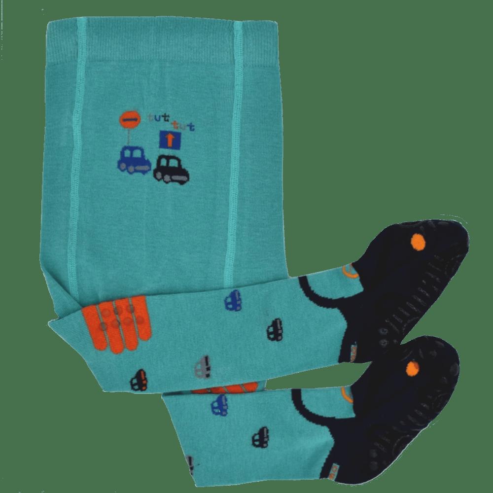 Ewers Baby Made in Europe und Kinderstrumpfhose f/ür Jungen Autos Strumpfhose Baumwolle