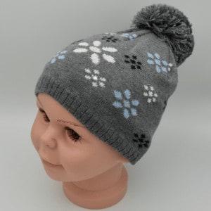 MAXIMO Kinder Wintermütze