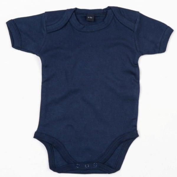 Baby Body unifarben dunkelblau