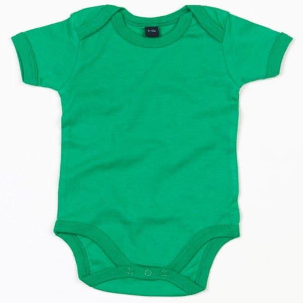 Baby Body unifarben grün