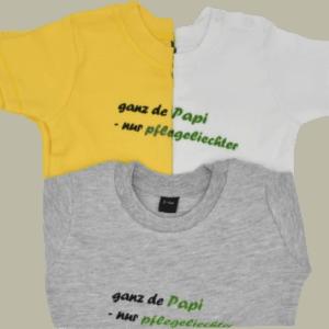 Baby Shirt mit Spruch
