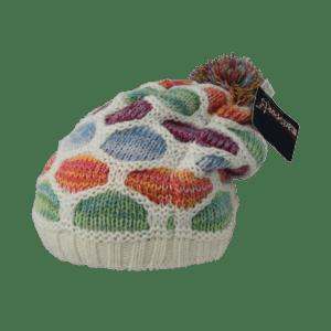 Kinder Wintermütze Bommel