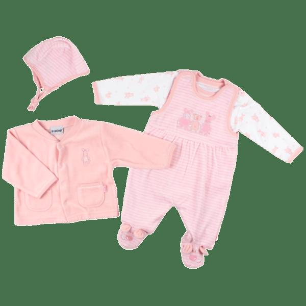 Fixoni Neugeborenengeschenk Mädchen