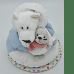 Babygeschenk-Eisbär