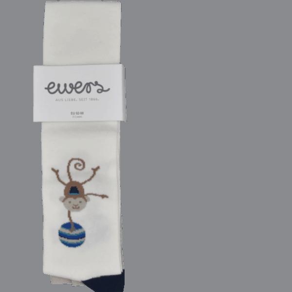 Kinderstrumpfhose creme Grösse-92-98