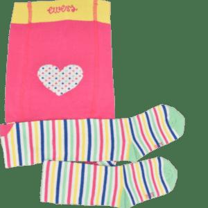 Kinderstrumpfhose gestreift