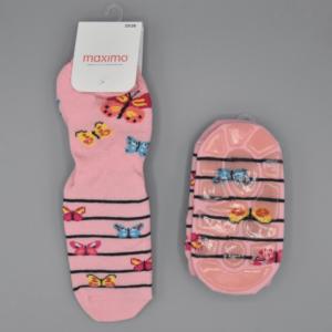 Maximo ABS Socken Mädchen