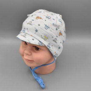 Maximo Babymütze Autos