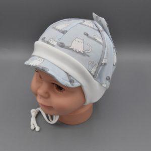 Maximo Babymütze-blau