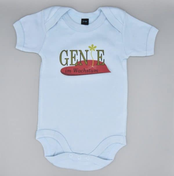 Baby Body Genie hellblau