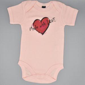 Baby Body Love rosa