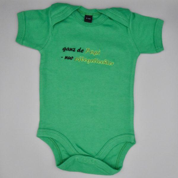 Baby Body Papi grün