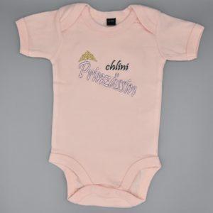 Baby Body Prinzessin rosa