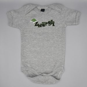 Baby Body Zwärgli grau