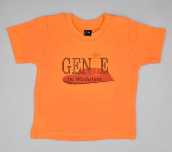 Baby T-Shirt Genie Orange