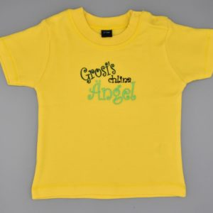 Baby T-Shirt Grosi gelb