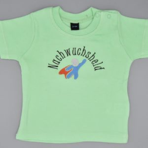Baby T-Shirt Held mint