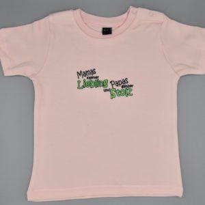 Baby T-Shirt Liebling 12-18 Monate