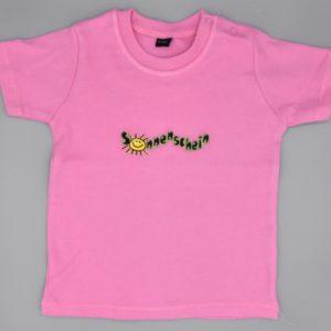 Baby T-Shirt Sonnenschein