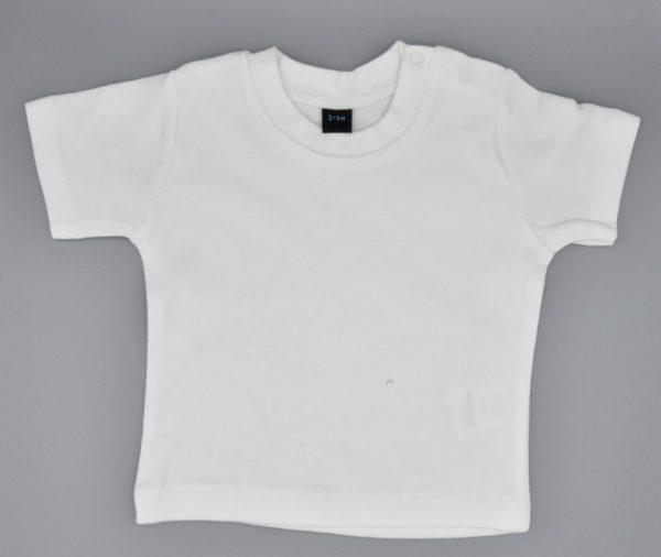 Baby T-Shirt weiss