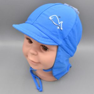 Maximo UV-Bademütze blau