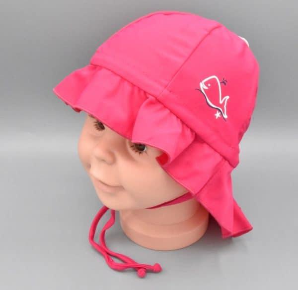 Maximo UV-Bademütze pink