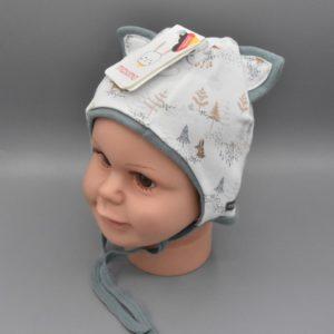 MAXIMO Babymütze Fuchs