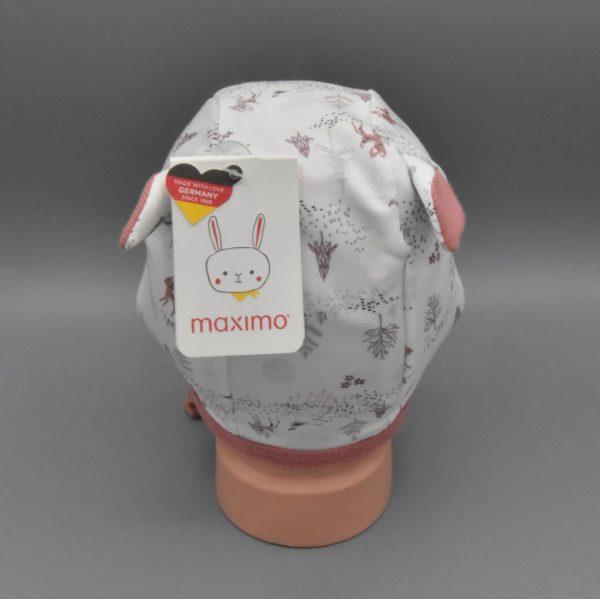 MAXIMO Babymütze Reh Detail