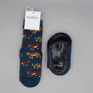 Kinder Antirutschsocken Tiger