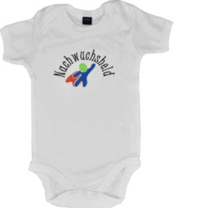 Baby Body Nachwuchsheld neu